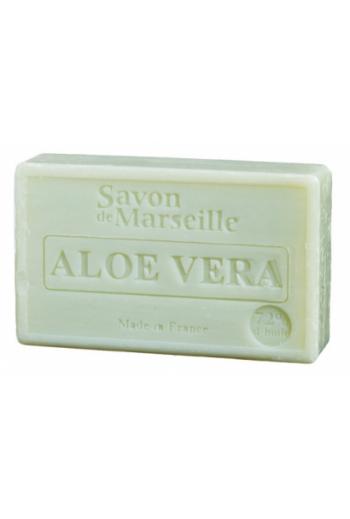 Marseille soap aloe vera 100g /  Mydło marsylskie aloe vera 100g / Vivio