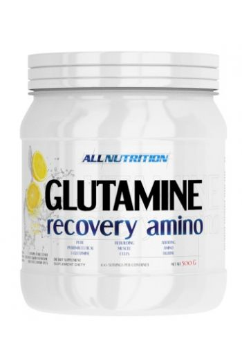 GLUTAMINE LEMON  500g / AN