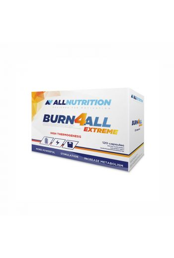 AllNutrition Burn4All – extreme 120 cap