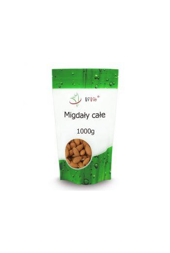 Almonds whole 1 kg / Migdały całe 1 kg / Vivio