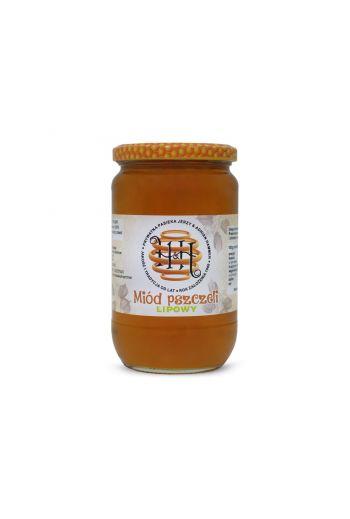 Linden honey 1kg / Miód lipowy 1 kg