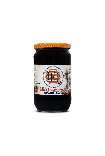 Honeydew honey 1kg / Miód spadziowy 1kg