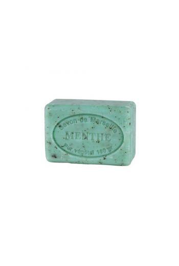 Marseille soap mint leaves 100g / Mydlo marsylskie listki miety 100g / Vivio