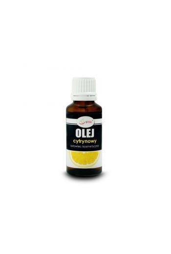 Lemon ethernal Oil/Olej cytrynowy eteryczny 30ml