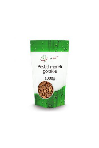Bitter apricot kernels 1kg / Pestki moreli gorzkie 1 kg / Vivio