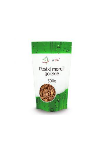 Bitter apricot kernels 500g / Pestki moreli gorzkie 500g / Vivio