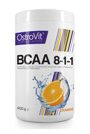 BCAA 8 1 1 400g orange /OV