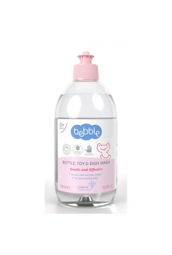 Liquid for washing bottles, toys and dishes / Płyn do mycia zabawek, butelek i naczyń 500ml