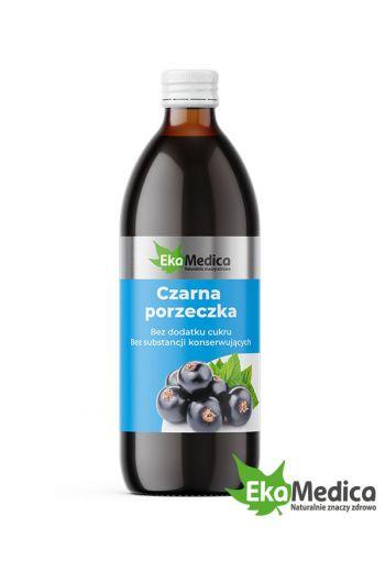 Black currant 0.5 l dietary supplement /Czarna porzeczka 500 ml Suplement diety
