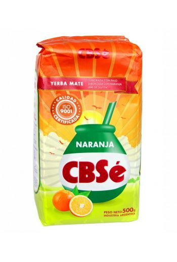 CBSe Naranja Orange 500g