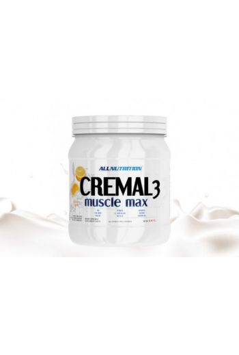 AllNutrition  CREMAL3 MUSCLE MAX – 500G