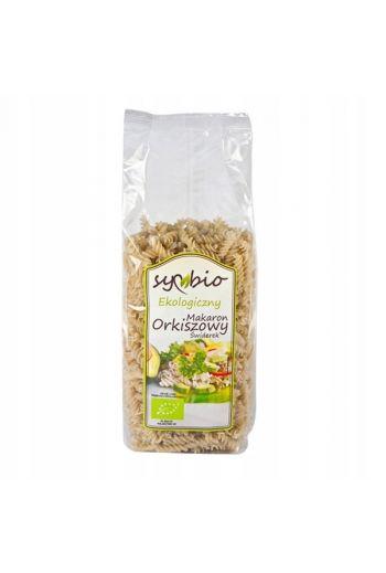 Organic spelt pasta fusilli 400g / Ekologiczny makaron orkiszowy swiderek 400g / Symbio