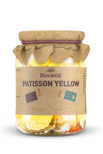 Patisson yellow 720ml / Patisony konserwowe 720ml