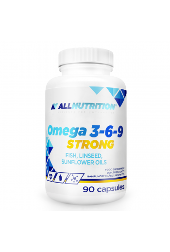 Omega 3-6-9 Strong 90 capsules / AN