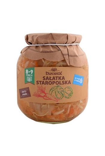 Old Polish salad 720ml / Salatka staropolska 720ml