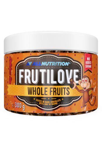 FruitLove Dateis in dark chocolate with a hint of orange 300g