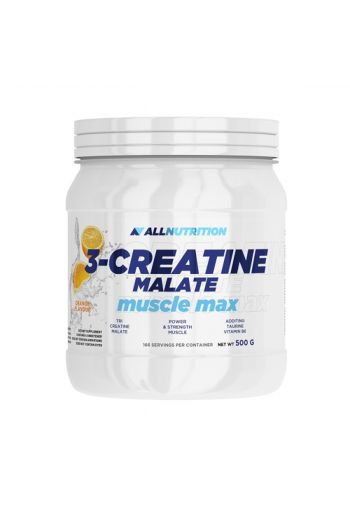 3-Creatine Malate 500g-Orange/AN