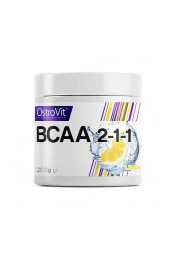 BCAA 2-1-1 200g-Lemon /OV