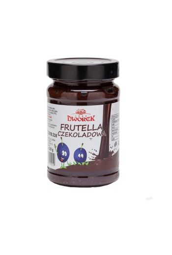 Frutella chocolate plum 300ml