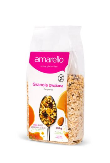 Granola owsiana 230g