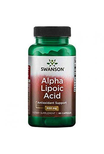 Alpha Lipoic Acid 60 cap / Swanson