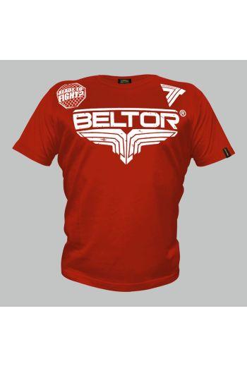 Beltor Octagon | T-shirt Red