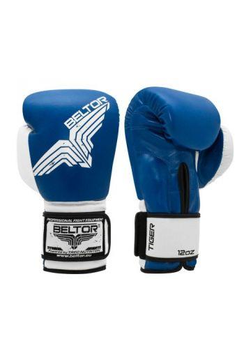 Boxing gloves blue  / Rękawice bokserskie niebieskie