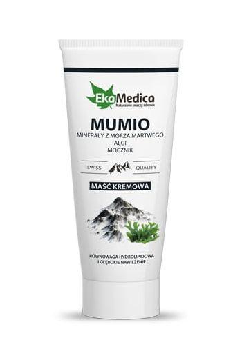 Cream ointment Mumio 200g - Ekamedica /  Maść kremowa z Mumio 200g Ekamedica / Vivio