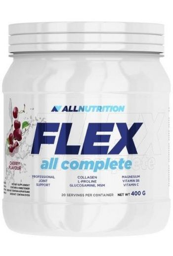 FLEX ALL COMPLETE – 400G-Cherry / AN