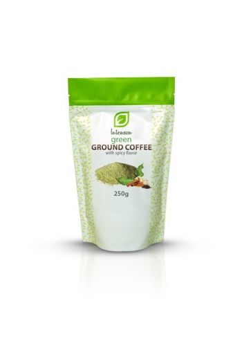 Intenson Green ground coffee with spicy flavor 250G