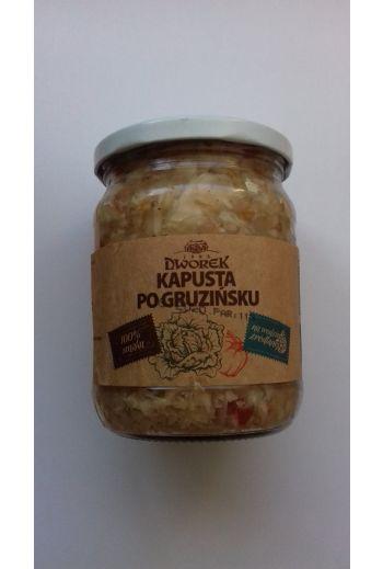 Cabbage in Georgian 720ml / Kapusta po Gruzinsku 720ml