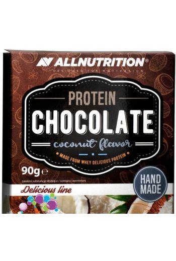 Protein Dark Chocolate 90g / AN Coconut