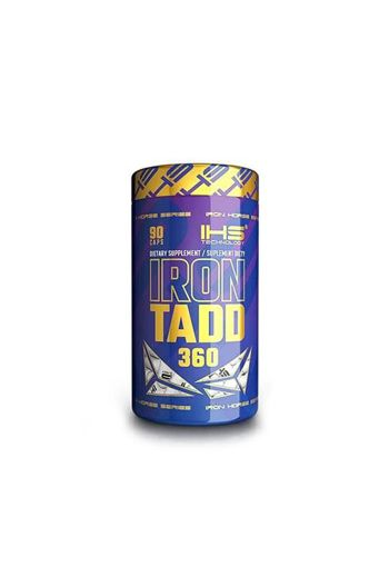 IHS Iron Tadd 360 90 caps  12.09.2019