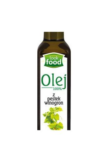 Grape seed oil 100% / Olej z pestek winogron 100% 250ml