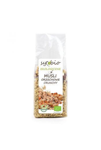 Organic nut muesli crunchy 350g / Ekologiczne musli orzechowe 350g / Symbio