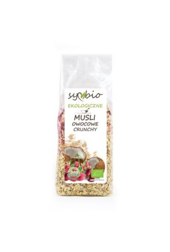 Organic fruit muesli 350g / Ekologiczne musli owocowe 350g / Symbio