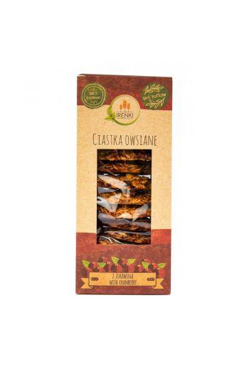 Oatmeal cookies with dried cranberries / Ciastka z żurawiną 150g