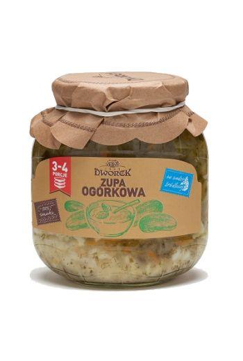 Cucumber soup 720ml / Zupa ogorkowa 720ml