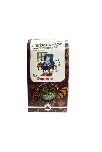 Tea for Depression 100g /Herbatka ziołowo-owocowa NA DEPRESJĘ 100g