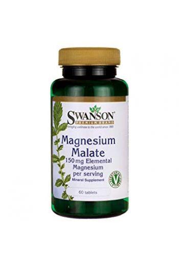 Magnesium Malate 60caps / Swanson