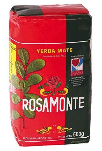 Rosamonte Elaborada con Palo 500g