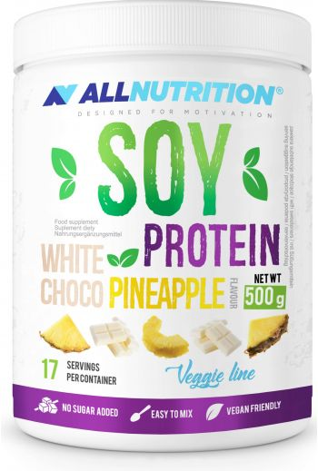 Soy Protein White Choco Pineapple 500g / AN