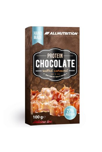 Protein Chocolate 100g salted caramel