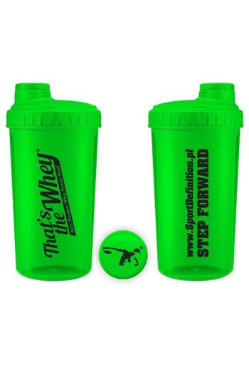 SD Shaker That's The Whey Neon Green 0\7L