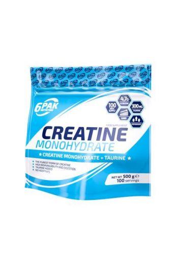6PAK Nutrition Creatine 500g