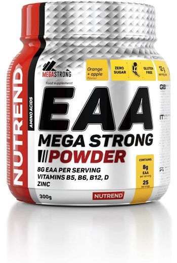 EAA MEGA Strong powder 300g Orange & Apple