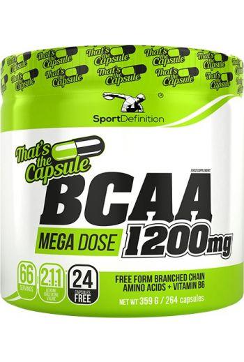 SD BCAA 264caps