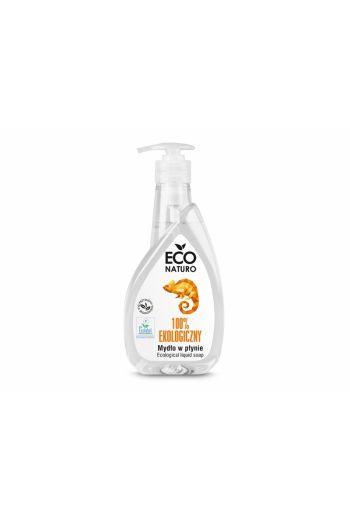 Ecological liquid soap /Mydło w płynie ekologiczne 400ml EcoNaturo