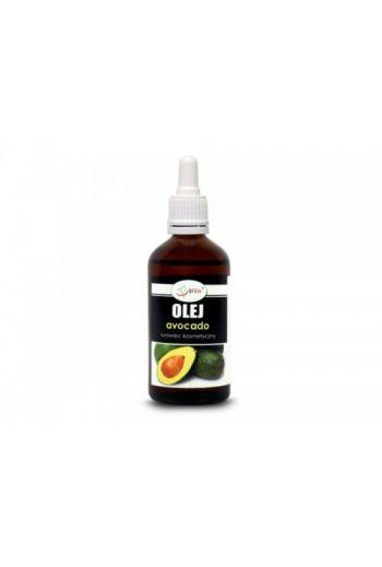 Avokado oil cosmetic raw material 100ml /Olej awokado kosmetyczny 100 ml