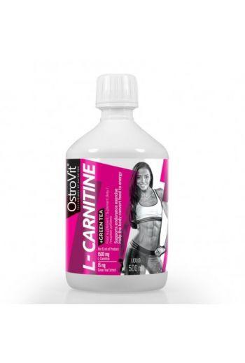 OstroVit L-carnitine +green tea 500ml